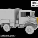 IBG-Chevrolet-C15A-Lorry-7-150x150 Neuheiten von der Spielwarenmesse: IBGs Chevrolet C15A (1:35)