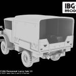IBG-Chevrolet-C15A-Lorry-8-150x150 Neuheiten von der Spielwarenmesse: IBGs Chevrolet C15A (1:35)
