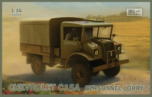 IBG-Chevrolet-C15A-Lorry-9-300x191 Neuheiten von der Spielwarenmesse: IBGs Chevrolet C15A (1:35)