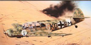 Bf 108 – Eduard Profi Pack – 1/48 — #8078
