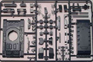 PzIII_Italeri_1_56_Spritzling2-300x199 Panzerkampfwagen III von Italeri/Warlord Games (1:56 / 28mm)