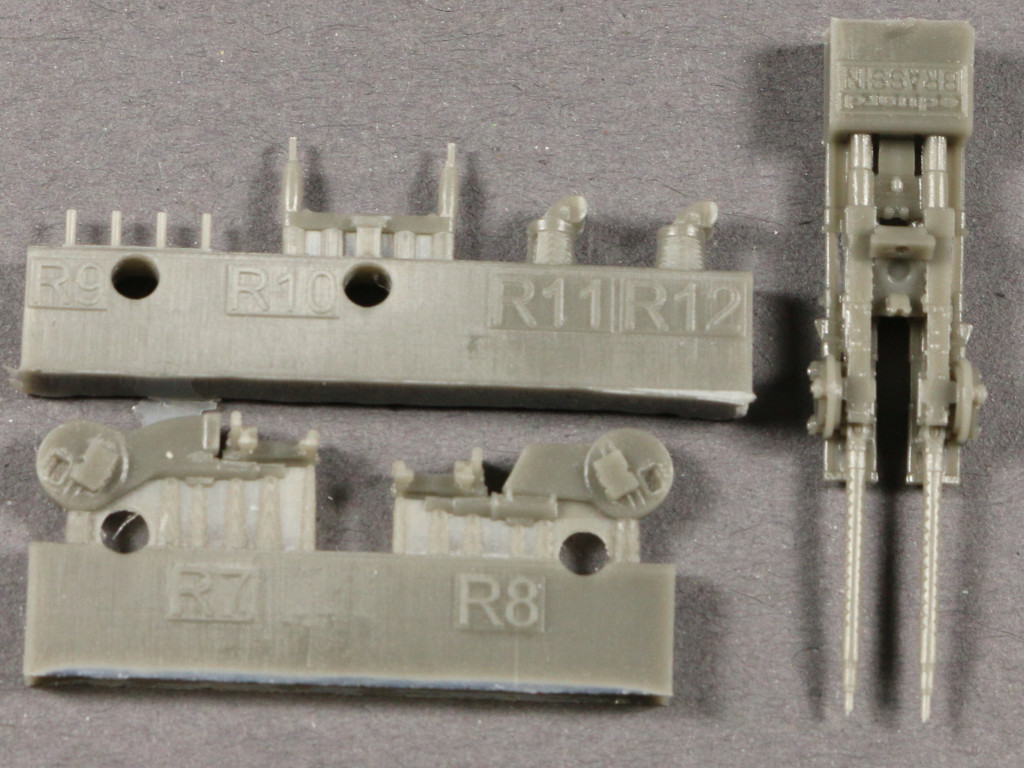 Resin-2 SBD-5 Dauntless Eduard 1:48 (1165)