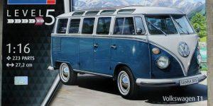 Revell Volkswagen T1 Samba Bus Modell Nr. 07009 in 1:16