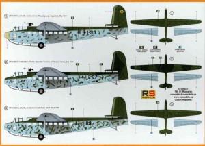"""DFS230_Luftwaffe_Glider_Bemalung-300x213 DFS 230 """"Unternehmen Rösselsprung"""" Luftwaffe Glider von RS Models in 1:72"""