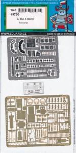 Eduard-49750-Ju-88-A-5-interior-2-149x300 Eduard Detailsets für die Ju 88 A-5 von ICM