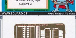 Nützliches Zubehör für die FW 190 A-5 von Eduard (1:72)