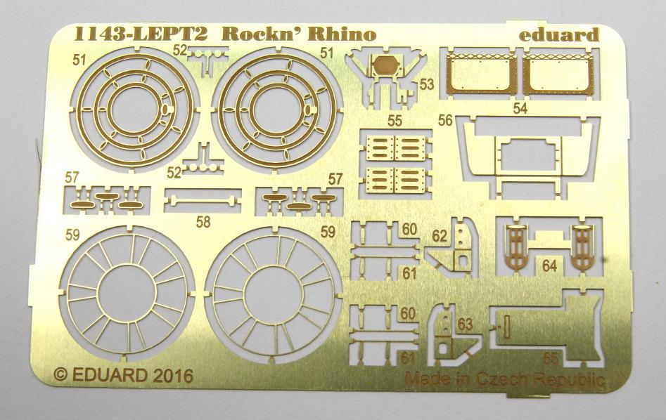 "Eduard_Rockin_Rhino_002 McDonnel Douglas F-4J Phantom II ""Rockin Rhino"" - Eduard Limited Edition - 1/48 ---#1143"
