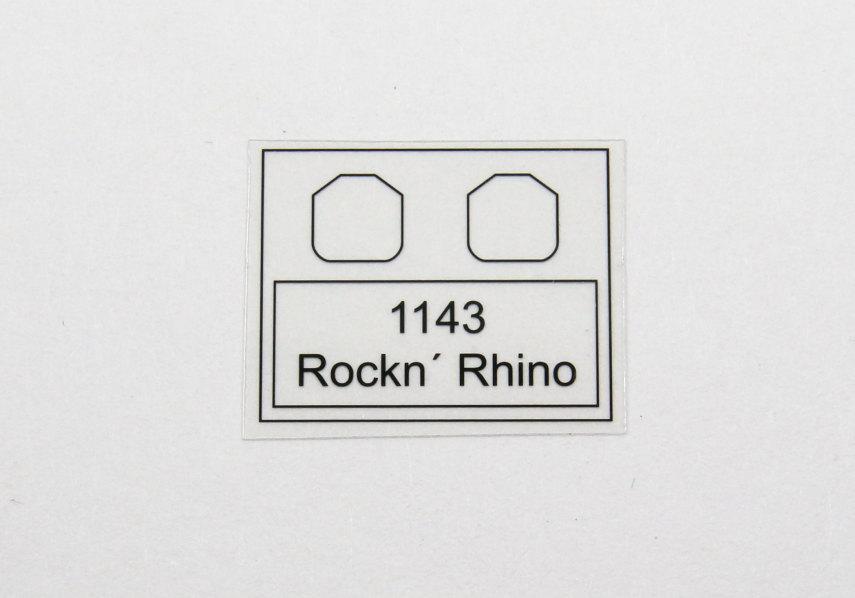 "Eduard_Rockin_Rhino_003 McDonnel Douglas F-4J Phantom II ""Rockin Rhino"" - Eduard Limited Edition - 1/48 ---#1143"
