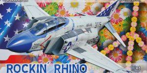 "McDonnel Douglas F-4J Phantom II ""Rockin Rhino"" – Eduard Limited Edition – 1/48 —#1143"