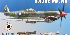 Spitfire Mk.VIII – Eduard Weekend Edition – 1/48 — #84139