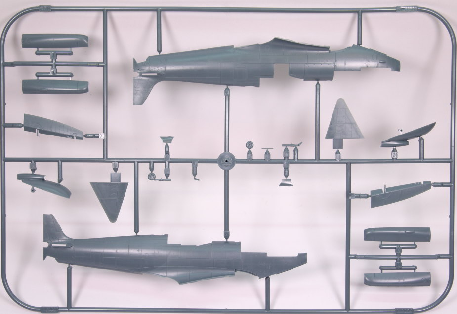Eduard_Spitfire-Mk.VIII-Weekend_13 Spitfire Mk.VIII - Eduard Weekend Edition - 1/48 --- #84139