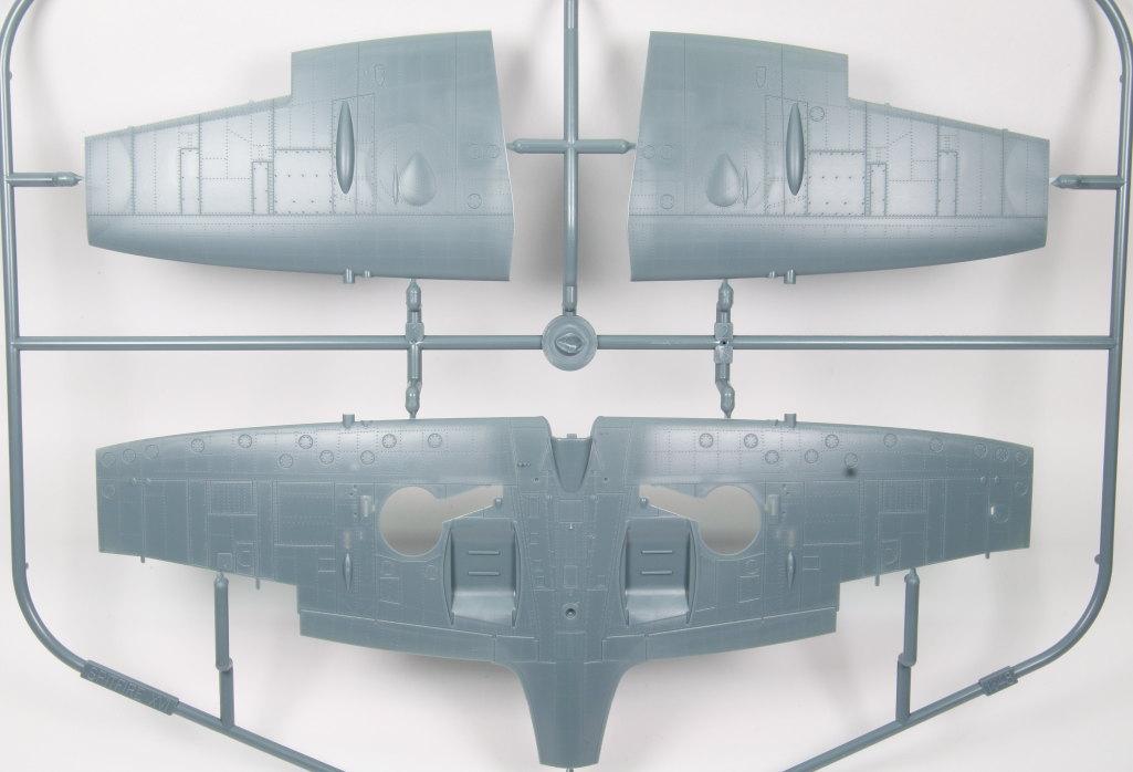 Eduard_Spitfire-Mk.XVI_03 Spitfire Mk.XVI Bubbletop - Eduard Weekend Edition - 1/48 --- #84141