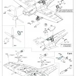 Eduard_Spitfire-Mk.XVI_24-150x150 Spitfire Mk.XVI Bubbletop - Eduard Weekend Edition - 1/48 --- #84141