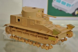 HobbyBoss-Vickers-Medium-Mark-I-Preview-2-300x199 Hobby Boss kündigt einen Vickers Medium Mark I in 1:35 an!