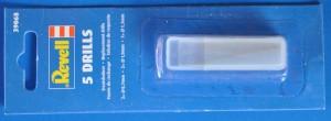 Revell-39068-5-Drills-3-300x110 aktuelles Werkzeug - Revell Drill bits für Handbohrer