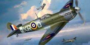"Revells ""neue"" Spitfire Mk. II im Quarterscale 1:48"