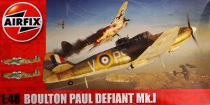 Boulton Paul Defiant Mk 1 1:48 Airfix (A05128)