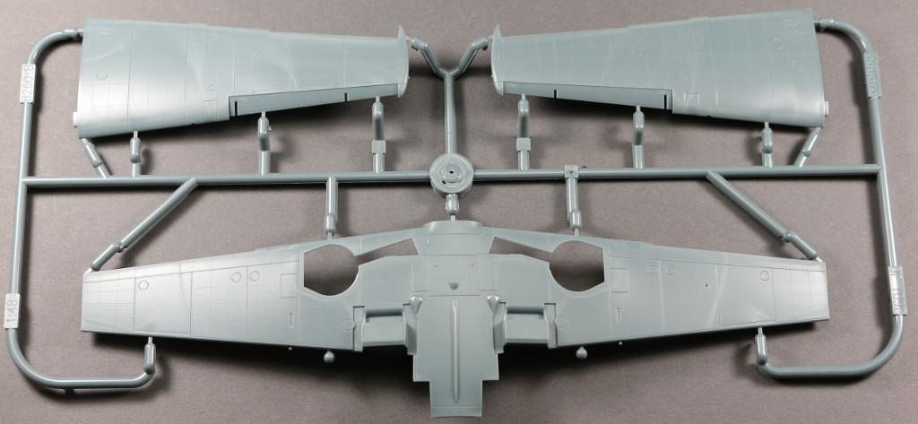 10-Me-2 Legion Condor Eduard 1:48 (1140)