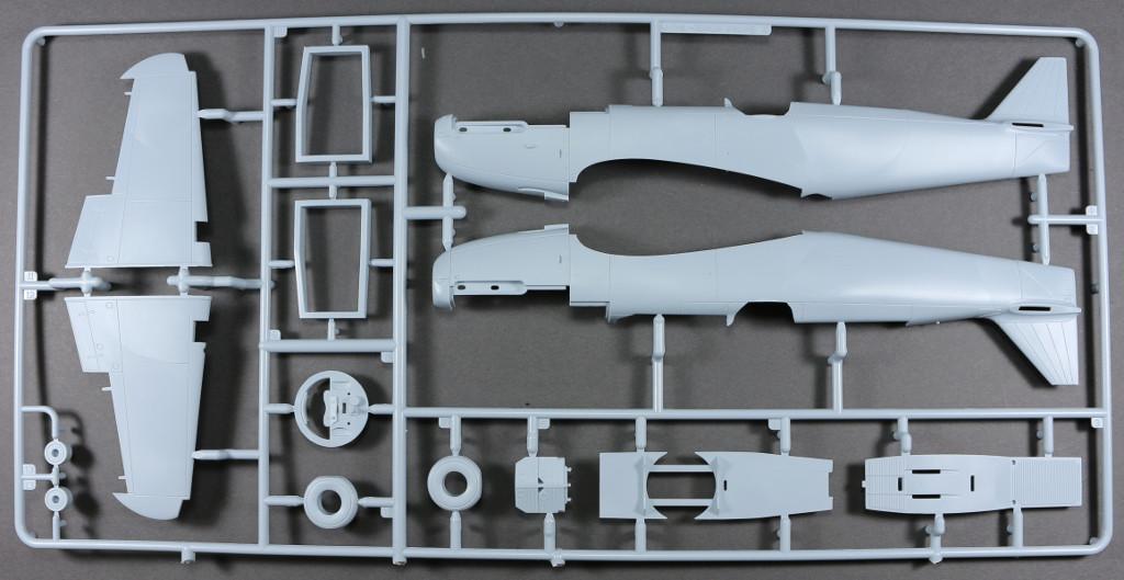 2-6 Boulton Paul Defiant Mk 1 1:48 Airfix (A05128)