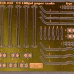 3-1-150x150 US 108gal paper tanks 1:48 Eduard (648 233)