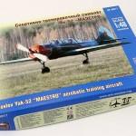 ARK-Model-Jak-52-Testshot-gebaut-1-150x150 Jakovlev Jak-52 von ARK Model (1:48)