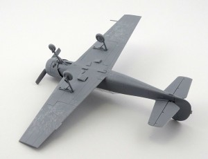 ARK-Model-Jak-52-Testshot-gebaut-13-300x230 Jakovlev Jak-52 von ARK Model (1:48)