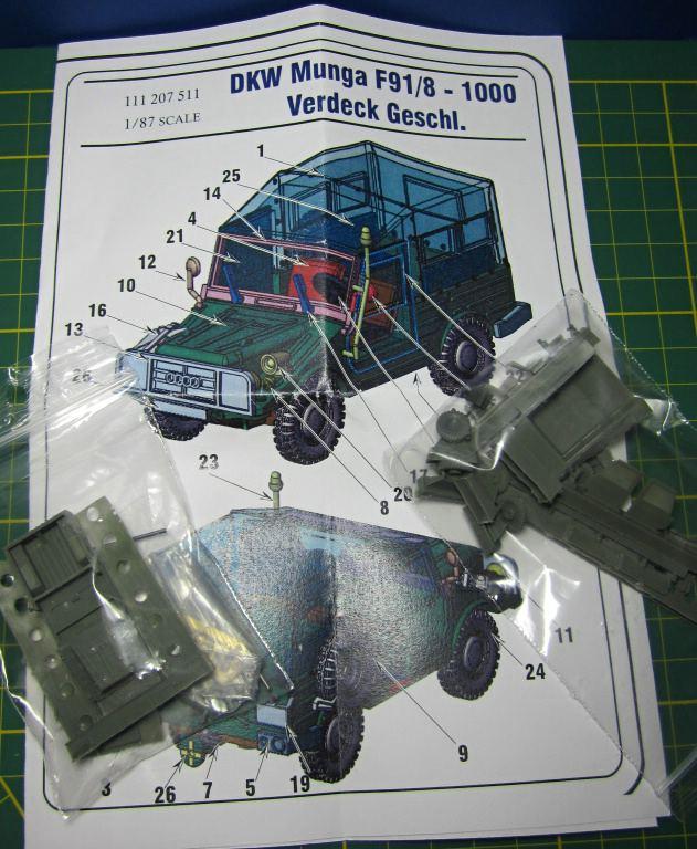 ArsenalM-DKW-Munga-1 Neuheitensplitter ArsenalM im Maßstab 1:87