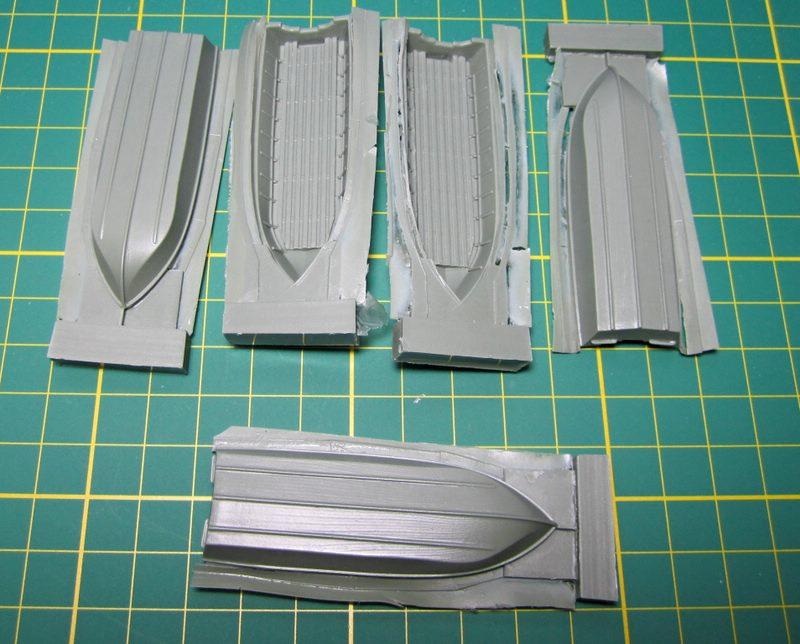 ArsenalM-Sturmbootanhänger-2 Neuheitensplitter ArsenalM im Maßstab 1:87
