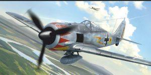 Eduards FW 190 A-5 als ProfiPack (1:72)