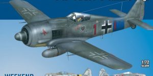 FW 190 A-8 in der WEEKEND-Edition von Eduard (1:72)