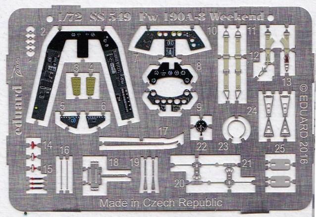 Eduard-SS-549-FW-190-A-8-WEEKEND-ZOOM-1 Eduard Zubehör für die FW 190 A-8 WEEKEND-Edition (1:72)