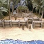 MGM-Diorama-Pazifik-Insel-Befestigung-3-150x150 Japanische Feldbefestigungen von M.G.M. in 1:72