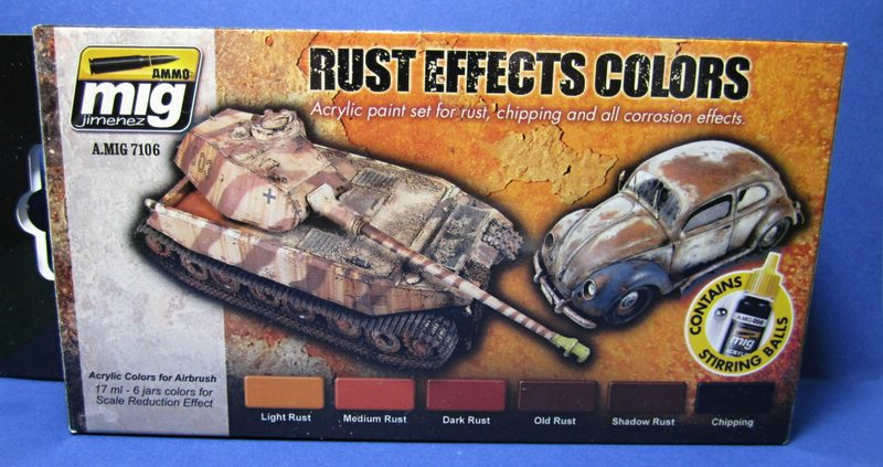 MIG-7106-Rust-Effect-Colours-1 Rust Effect Colors von Ammo of MIG