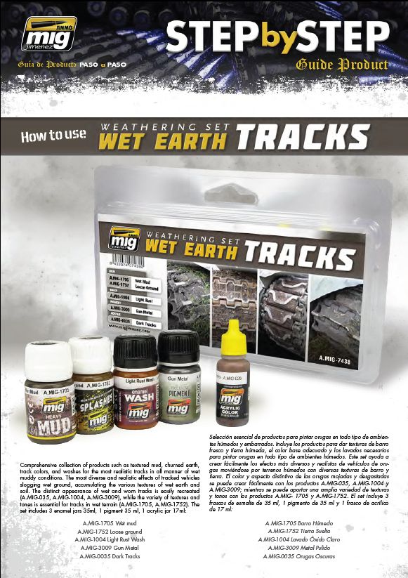 MIG-Anleitung-Wet-Earth-Tracks-1 Step by Step: Dry and Wet Earth Tracks von MIG