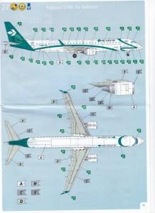 Revell-04884-Embraer-195-Air-Dolomiti-11-219x300 Revell 04884 Embraer 195 Air Dolomiti (11)