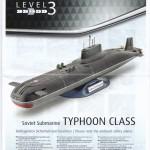 Revell-05138-Soviet-Submarine-Typhoon-Class-Bauanleitung-2-150x150 Typhoon Class Submarine (Revell 1:400)