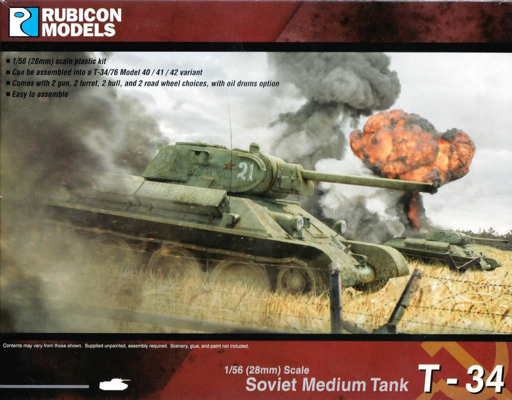 Rubicon Models T 34-76 (17)