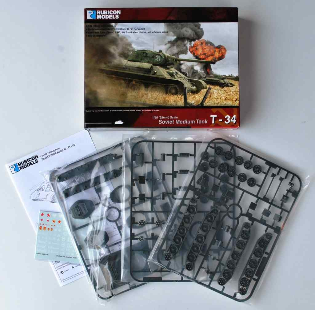 Rubicon-Models-T-34-76-22-1024x1008 Wargaming: T34/76 by Rubicon Models in 28mm