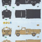 a13-150x150 German Truck Type 2,5-32 Revell 1:35 (03250)