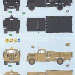 a13-150x150 German Truck Type 2,5-32 Revell 1:35 (03250)