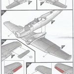 a6-150x150 Boulton Paul Defiant Mk 1 1:48 Airfix (A05128)