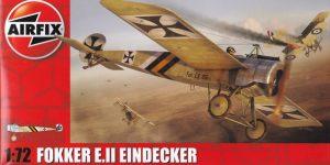 Fokker Eindecker E.II von Airfix (1:72)