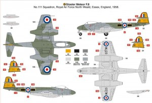 Airfix-A09182-Gloster-Meteor-F-2-300x204 Airfix A09182 Gloster Meteor F (2)