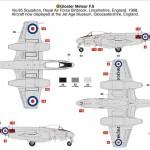 Airfix-A09182-Gloster-Meteor-F-3-150x150 Gloster Meteor F.8 von Airfix im Maßstab 1:48