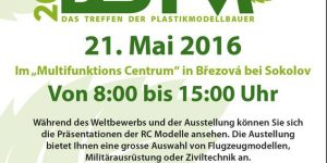 Brezová Model Show am 21. Mai