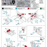 Eduard-49765-Gloster-Meteor-Interior-5-150x150 Eduard-Zubehör für die neue Meteor F.8 von Airfix (1:48)