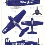 Eduard-7434-F6F-5N-Hellcat-Nightfighter-14-150x150 F6F-5N Nightfighter plus Zubehör von Eduard 1:72