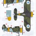 ICM-Polikarpov-I-153-Skifahrwerk-Decals-und-Anleitung-1-150x150 Polikarpov I-153 von ICM (1:48)