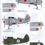 ICM-Polikarpov-I-153-Skifahrwerk-Decals-und-Anleitung-2-150x150 Polikarpov I-153 von ICM (1:48)