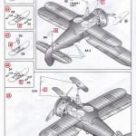 ICM-Polikarpov-I-153-Skifahrwerk-Decals-und-Anleitung-4-150x150 Polikarpov I-153 von ICM (1:48)
